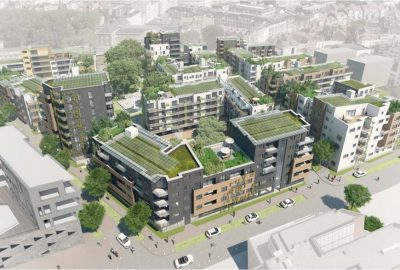 Tivoli - sustainable neighboorhood